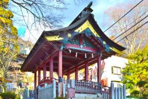筑波山神社神橋(旧中禅寺神橋)