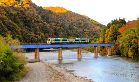 下小川橋(水郡線撮影地)