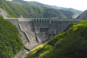 錦秋湖(湯田ダム)