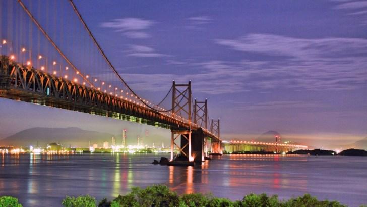 北備讃瀬戸大橋