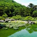 栗林公園・涵翠池