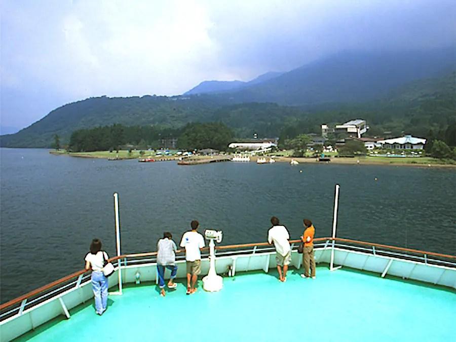 芦ノ湖遊覧船(伊豆箱根鉄道)