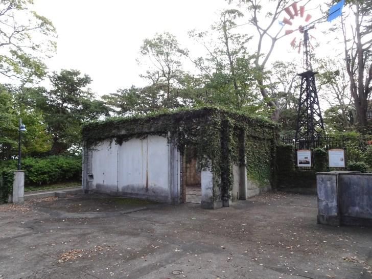 港の見える丘公園フランス山地区・フランス領事館跡