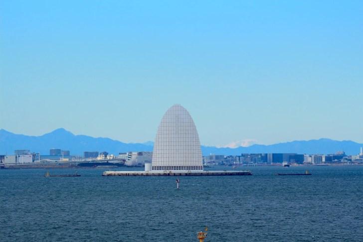風の塔(川崎人工島)