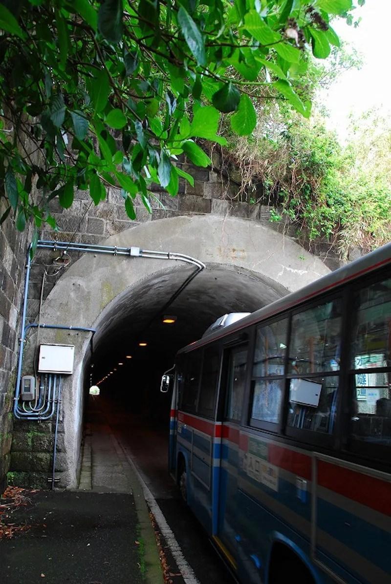 旧水道トンネル(走水第二隧道)