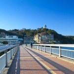 江の島大橋・江の島弁天橋