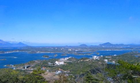 千巌山展望所
