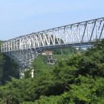 天草五橋・1号橋(天門橋)