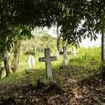 鬼の城キリシタン墓碑公園