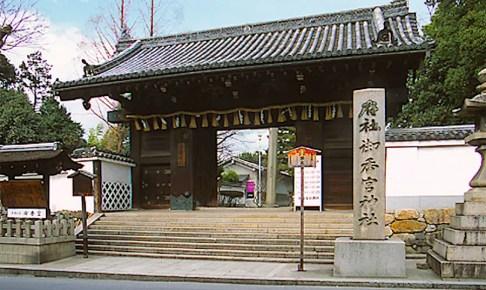 御香宮神社