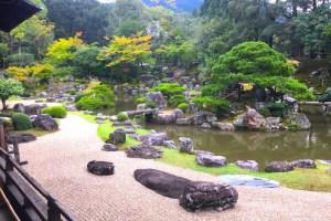 醍醐寺三宝院・庭園