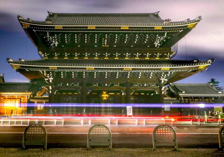 東本願寺(真宗本廟)・御影堂門
