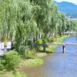 古川町橋(白川一本橋)