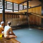 鳴子温泉・滝の湯