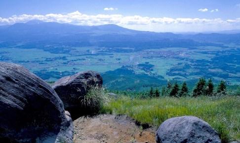 矢岳高原展望台