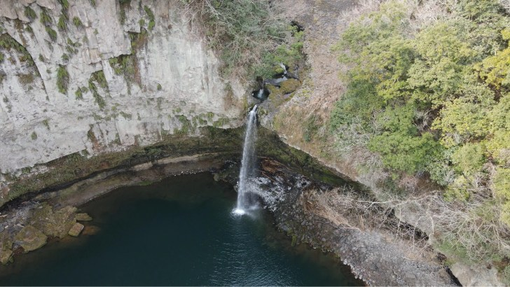 鵜の子滝(うのこの滝)