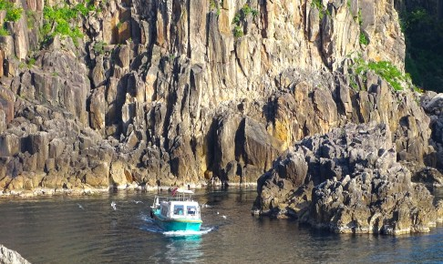 海底透視船(尖閣湾揚島観光)
