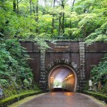 弥彦公園トンネル
