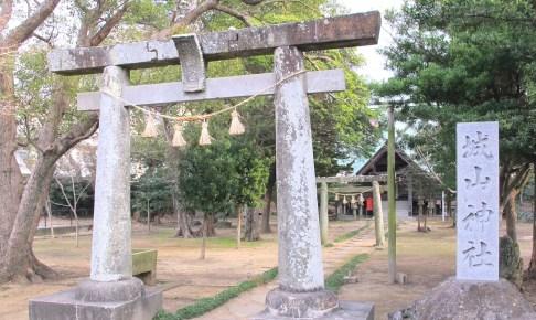 城山神社(福江城)