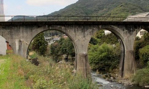 松浦鉄道・吉井川橋梁