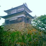 備中松山城・二重櫓