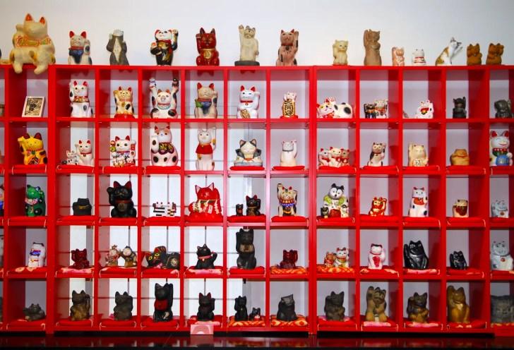 福を呼ぶ 招き猫美術館