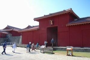 首里城・広福門