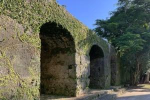 崇元寺石門