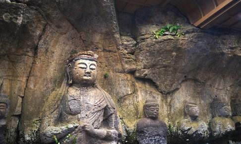 国宝臼杵石仏