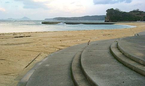 長崎鼻海水浴場