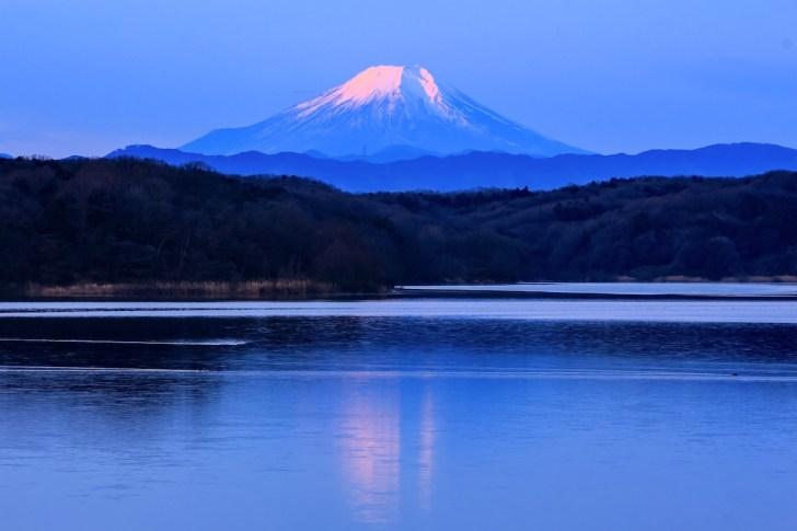 山口貯水池(狭山湖)