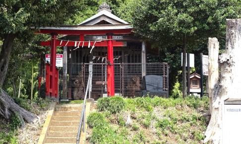 附島氷川女体神社