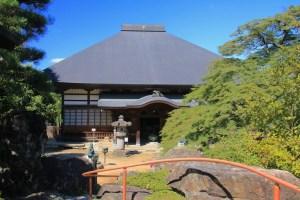 西善寺(秩父三十四所観音霊場・札所8番)