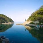 世界文化遺産石見銀山周辺ゾーン・沖泊