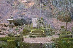 大久保石見守墓