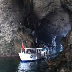 潜戸観光遊覧船(マリンプラザしまね)