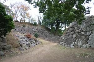 名護屋城・三の丸