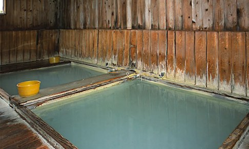 寺の湯(奥塩原・新湯温泉)