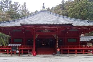 日光山輪王寺・常行堂