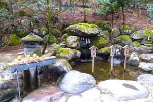 日光二荒山神社・二荒霊泉