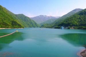 深山ダム(深山湖)