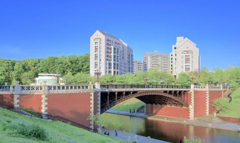 長池見附橋(旧四谷見付橋)