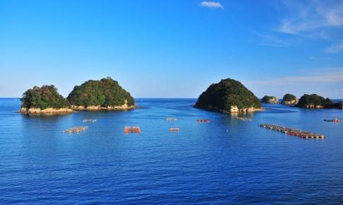 水床湾・竹ヶ島海中公園
