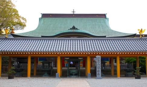安楽寺(四国八十八ヶ所霊場第6番札所)