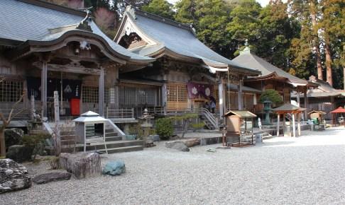焼山寺(四国八十八ヶ所霊場第12番札所)