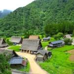 世界遺産 菅沼合掌造り集落(南砺市菅沼伝統的建造物群保存地区)