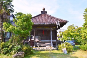 越中国分寺跡