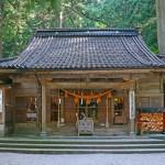 芦峅雄山神社(芦峅中宮祈願殿)