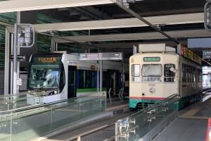 富山地方鉄道富山軌道線・富山駅