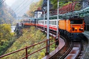黒部峡谷鉄道・欅平駅